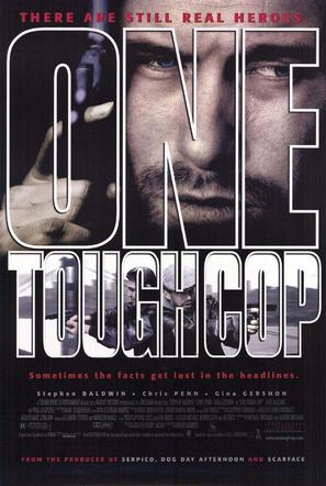 One Tough Cop - Movie Poster (thumbnail)
