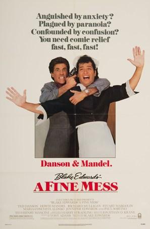 A Fine Mess - Movie Poster (thumbnail)