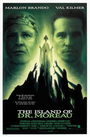 The Island of Dr. Moreau - Movie Poster (thumbnail)