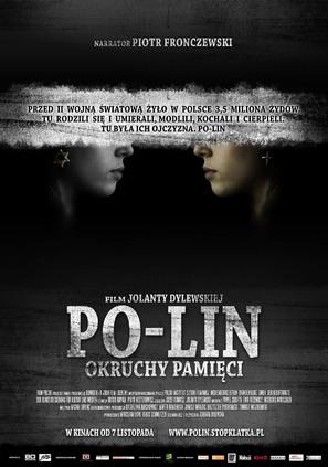 Po-lin. Okruchy pamieci - Polish Movie Poster (thumbnail)