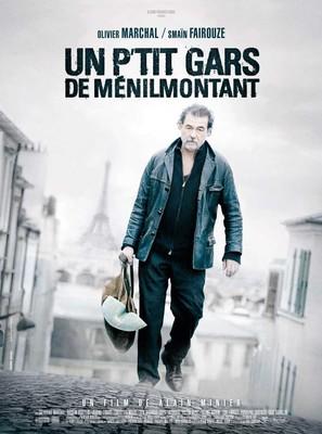 Un p'tit gars de Ménilmontant - French Movie Poster (thumbnail)