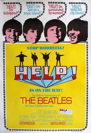 Help! - Movie Poster (thumbnail)
