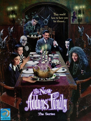 """The New Addams Family"" - Movie Poster (thumbnail)"
