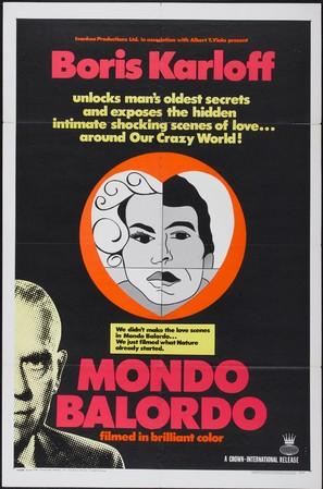 Mondo balordo - Movie Poster (thumbnail)