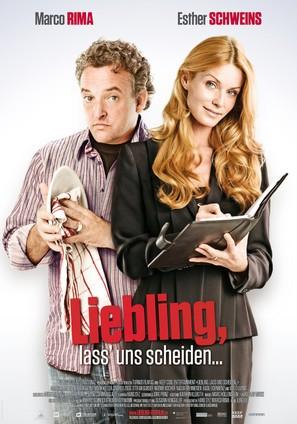 Liebling, lass uns scheiden! - Swiss Movie Poster (thumbnail)