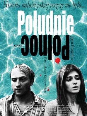 Poludnie - Pólnoc - Polish poster (thumbnail)
