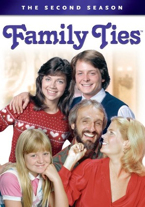 """Family Ties"" - DVD cover (thumbnail)"