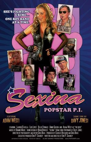 Sexina: Popstar P.I. - Movie Poster (thumbnail)