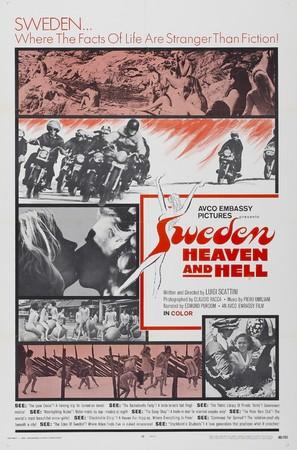 Svezia, inferno e paradiso - Movie Poster (thumbnail)