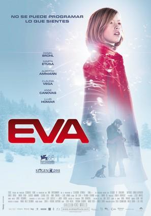 Eva - Spanish Movie Poster (thumbnail)