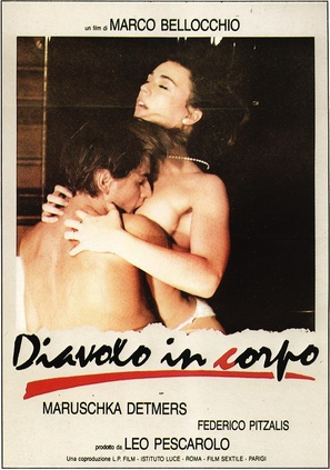 Diavolo in corpo, Il - Italian Movie Poster (thumbnail)