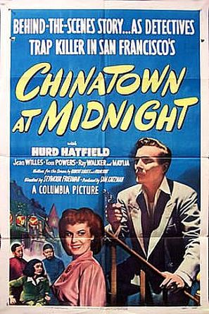 Chinatown at Midnight - Movie Poster (thumbnail)