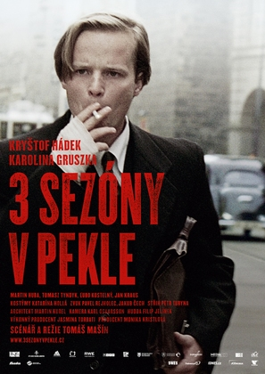 3 sezony v pekle - Czech Movie Poster (thumbnail)