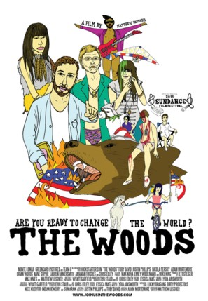 The Woods - Movie Poster (thumbnail)