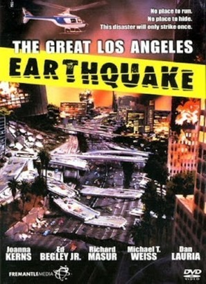 The Big One: The Great Los Angeles Earthquake - Movie Cover (thumbnail)