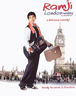 Ramji Londonwaley - Indian poster (thumbnail)