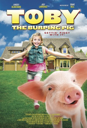 Toby: The Burping Pig