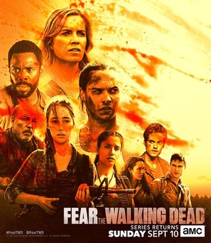 """Fear the Walking Dead"""