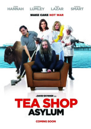 Tea Shop Asylum - Movie Poster (thumbnail)