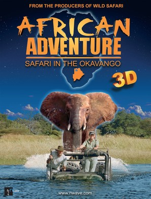African Adventure: Safari in the Okavango - Movie Poster (thumbnail)