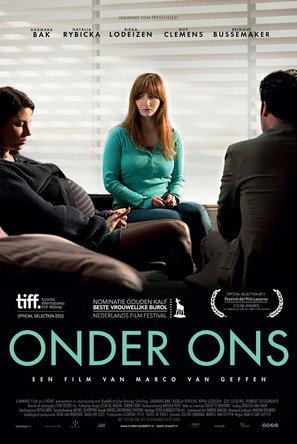 Onder ons - Dutch Movie Poster (thumbnail)
