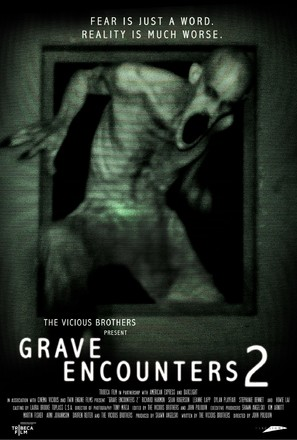 Grave Encounters 2 - Movie Poster (thumbnail)