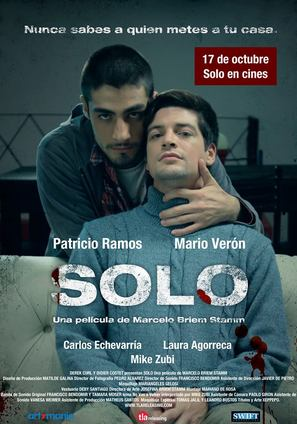Solo - Argentinian Movie Poster (thumbnail)