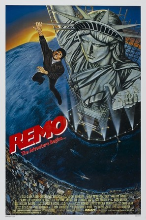 Remo Williams: The Adventure Begins - Movie Poster (thumbnail)