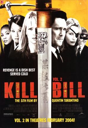 Kill Bill: Vol. 2 - Canadian Movie Poster (thumbnail)
