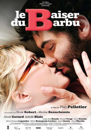 Le baiser du barbu - Canadian Movie Poster (thumbnail)