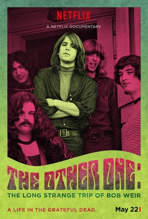 The Other One: The Long, Strange Trip of Bob Weir - Movie Poster (thumbnail)