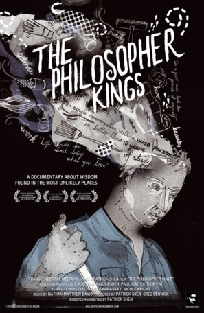 The Philosopher Kings - Theatrical poster (thumbnail)