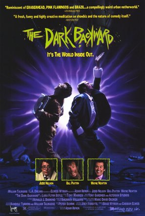 The Dark Backward - Movie Poster (thumbnail)