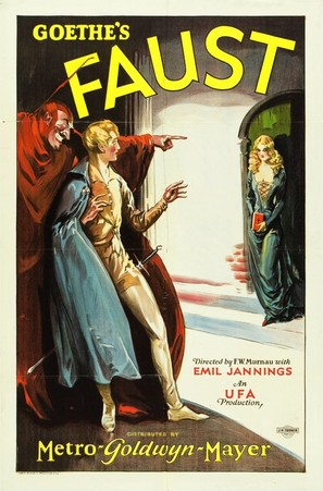 Faust - Movie Poster (thumbnail)