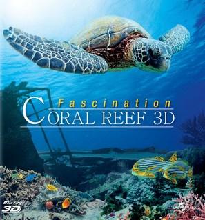 Faszination Korallenriff 3D - Blu-Ray cover (thumbnail)