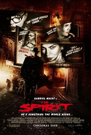 The Spirit - Movie Poster (thumbnail)