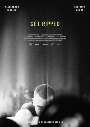 Get Ripped - Belgian Movie Poster (thumbnail)