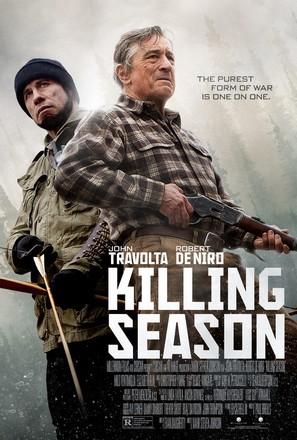 Killing Season - Movie Poster (thumbnail)