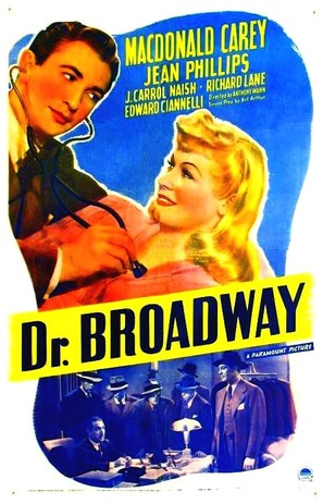 Dr. Broadway - Movie Poster (thumbnail)
