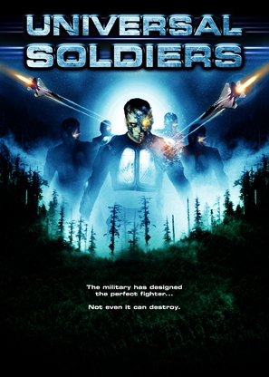 Universal Soldiers - DVD cover (thumbnail)