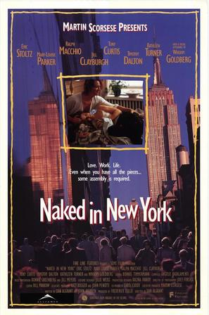 Naked in New York - Movie Poster (thumbnail)