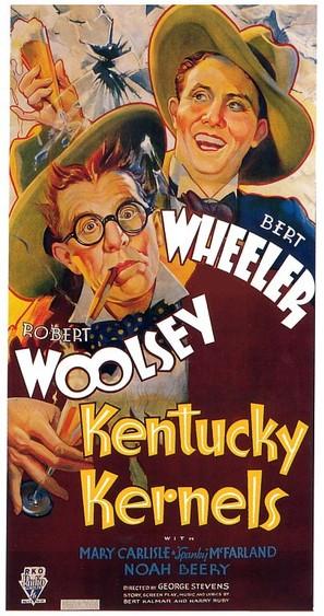 Kentucky Kernels - Movie Poster (thumbnail)