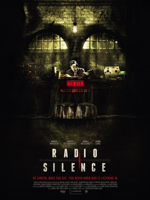 Radio Silence - British Movie Poster (thumbnail)