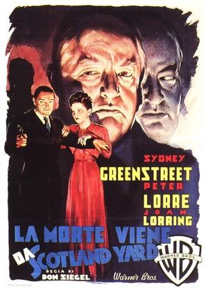 The Verdict - Italian Movie Poster (thumbnail)