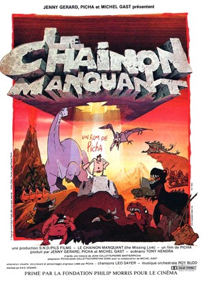 Le chaînon manquant - French Movie Poster (thumbnail)