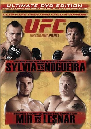 UFC 81: Breaking Point - Movie Cover (thumbnail)