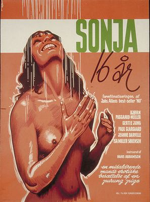 Sonja - 16 år - Danish Movie Poster (thumbnail)