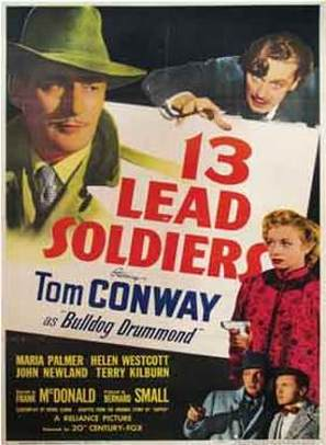13 Lead Soldiers - Movie Poster (thumbnail)