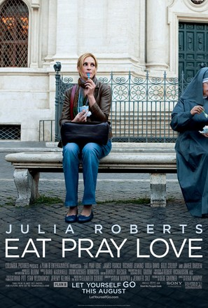 Eat Pray Love - Movie Poster (thumbnail)