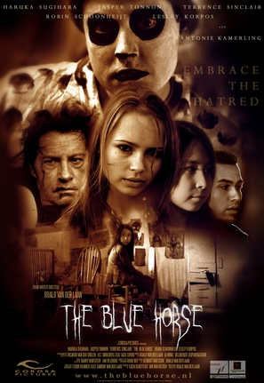 The Blue Horse - Movie Poster (thumbnail)